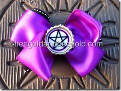PurpleBlack_PentacleBow