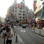 downtown shibuya in Tokyo, Tokyo, Japan