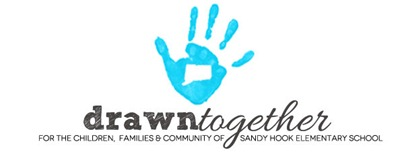 drawn together fundraiser for sandy hook