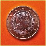 Letonia 1 Euro