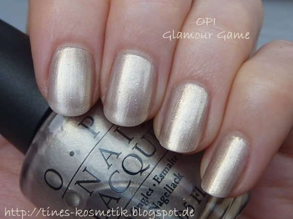 OPI Glamour Game 3