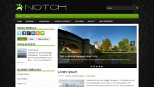 Notch blogger template 225x128