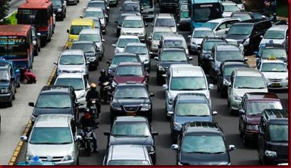 Ganjil Genap dan Transportasi Umum Jakarta