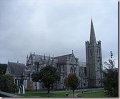 Catedral de San Patricio en Dublin