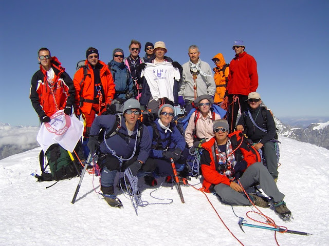 Jaskanci na vrhu Italije