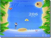 jogos-de-nadar-cascata