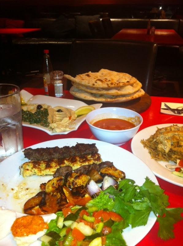 مطعم ايراني ماليزيا