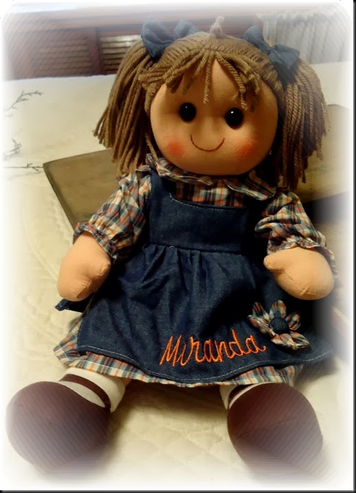 Mirandas doll
