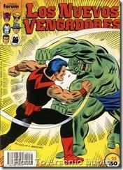 P00025 - Los Nuevos Vengadores #25