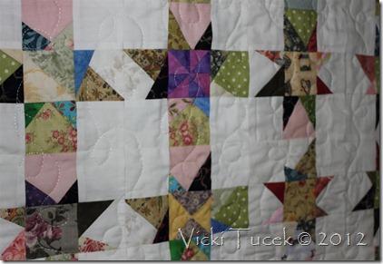 Scrappy quilt (2)