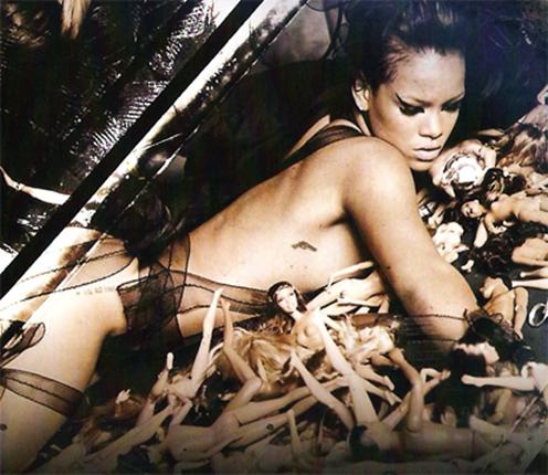 Rihanna Rated Rh