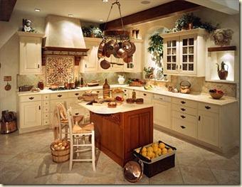 decoracion de cocinas rusticas4