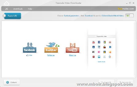 Freemake Video Downloader mboir