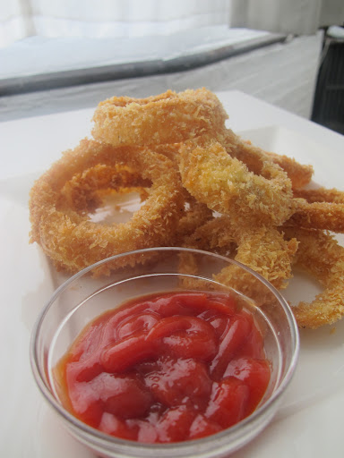 Onion Rings, Gina Knuppenburg