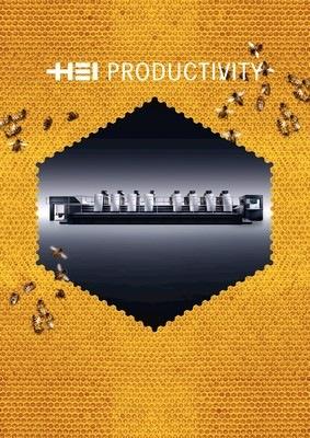 HEI Productivity. Heidelberg DRUPA 2012 campaign