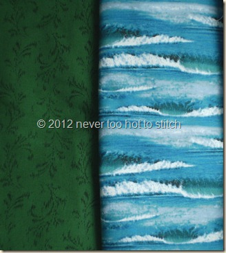 2012 gree for Christmas, waves, VHCaterpillar all over