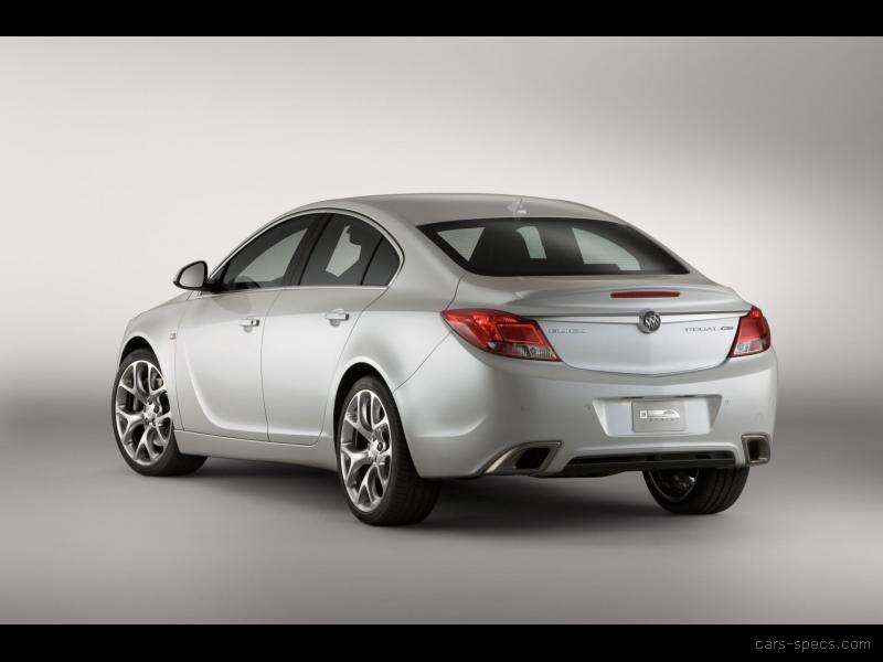 2012 Buick Regal Gs Specifications Pictures Prices