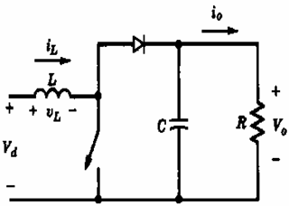 Step-up (Boost) converter characteristics