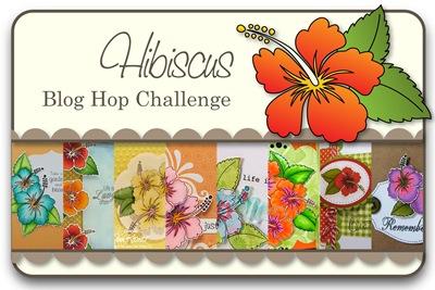 Hibisucs Blog Hop Challenge