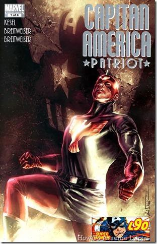 2012-03-18 - Capitán América - Patriot