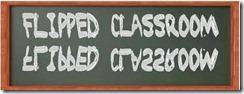 flipped blackboard