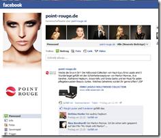 point-rouge.de auf Facebook