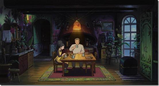 O Mundo dos Pequeninos - Pais de Arrietty {Fantasia BR}
