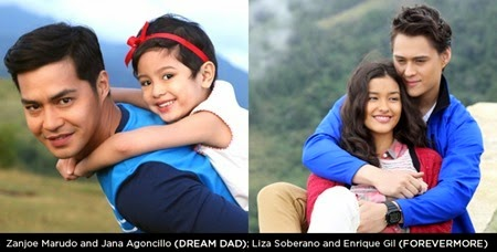 Dream Dad and Forevermore post their highest ratings ever