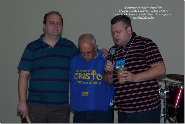Congresso de Missões Mundiais - Brusque 2012 032