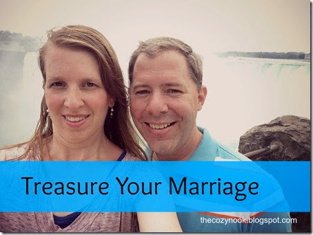 Treasure Your Marriage - The Cozy Nook