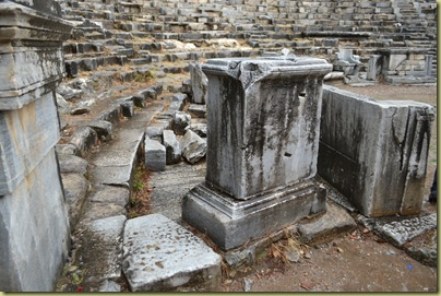 Priene Water Clock-1
