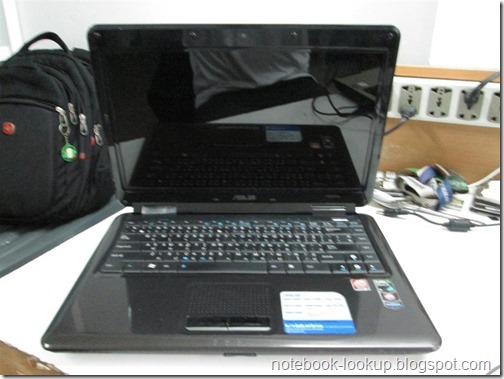 Asus Notebook K40 ถ้ามีการ์ดจอ จะร้อนดีร้อนไวเหลือเชื่อ
