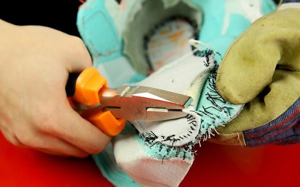 LeBron Anatomy Nike LeBron 12 Cut into Pieces