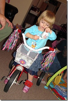 Elaine's 2nd Birthday