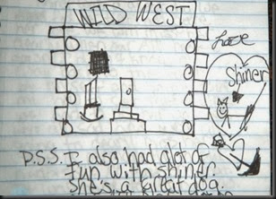 Wild West Journal 01