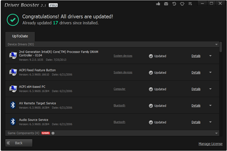 Free Download Driver Boster V 2.1 Full Serial Key 03