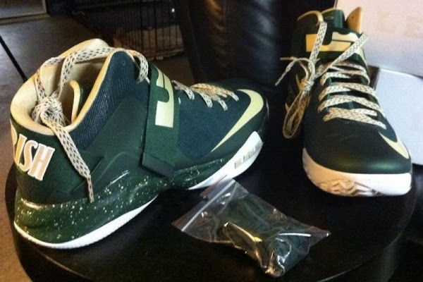 First Look at Nike Zoom Soldier VI SVSM Away Alternate PE