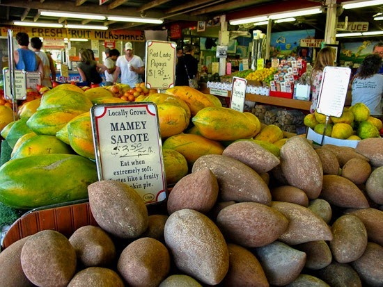 Robert is Here Fruit Stand Mamey Sapote