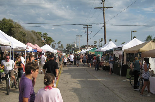 Pacific Beach Tuesday Farmers' Market