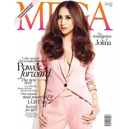 Jolina Magdangal - Mega March 2015