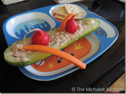 Cucumber Canoes
