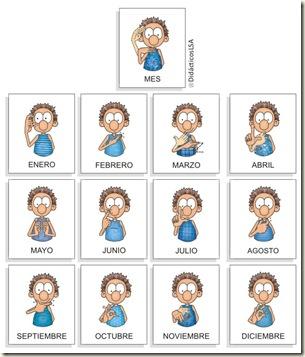 memo_meses_didacticoslsa_lengua de senas argentina_lsa