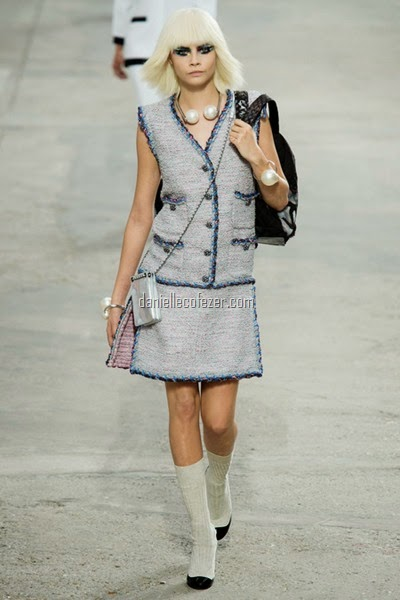 Karl Lagerfeld had a great spring 2