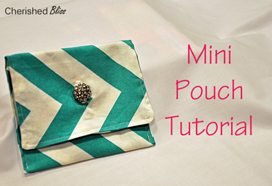 DIY purse tutorial