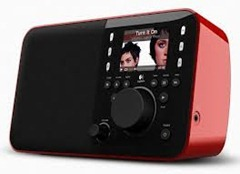 Logitech Radio (Red)