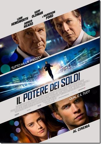Il Potere dei Soldi - uscita cinema 12 SETTEMBRE 2013