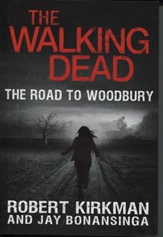 Walking Dead Road Woodbury