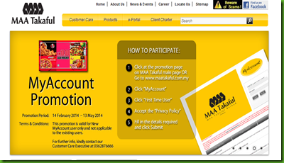 baucar login my account maa takaful