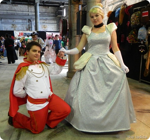 Animania Cosplay - Cinderella and Prince Charming