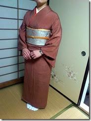 卒業式に江戸小紋で卒業式に (1)